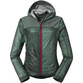 Schöffel Flow Trail Hybrid Jacket Women lily pad